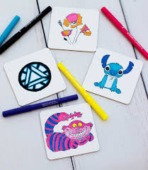 Infusible Ink Markers Cricut Project Using Kid's Drawings! - Leap of Faith  Crafting