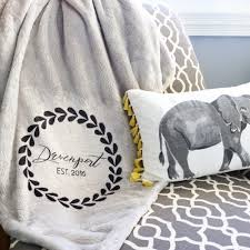 How to Make an Infusible Ink Blanket - The Country Chic Cottage