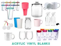 The Best Blanks for Cricut Projects - Hey, Let's Make Stuff