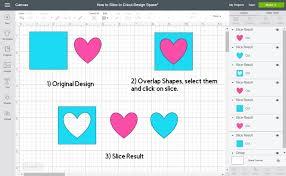 How to Slice & Crop in Cricut Design Space
